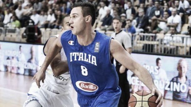 Live Italia - Ucraina basket in risultatoAdecco Cup 2015(75-77)