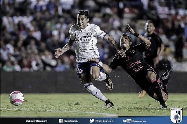 Previa Querétaro vs Cruz Azul: el 'Gallo' por la campanada