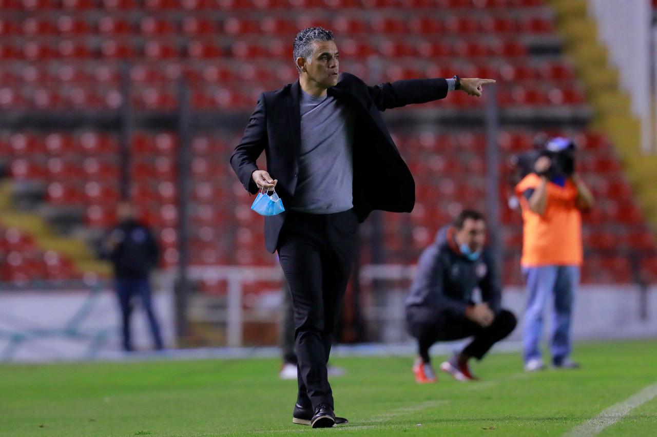 """Héctor Altamirano: """"El equipo debe ser competitivo"""""""
