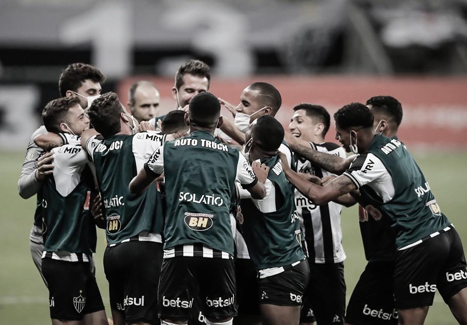 Atlético-MG recebe Vasco para se isolar ainda mais na liderança