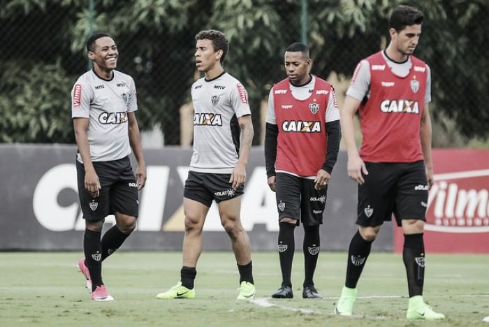 RESULTADO Atlético-MG x Godoy Cruz-ARG na Copa Libertadores (4-1)