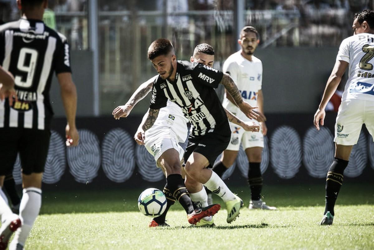 Atlético-MG pode superar número de gols em um primeiro turno de Campeonato Brasileiro