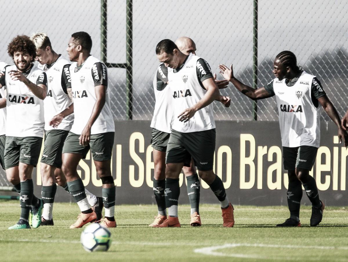 Atlético-MG derrota Seleção Brasileira Sub-20 em jogo-treino na Cidade do Galo
