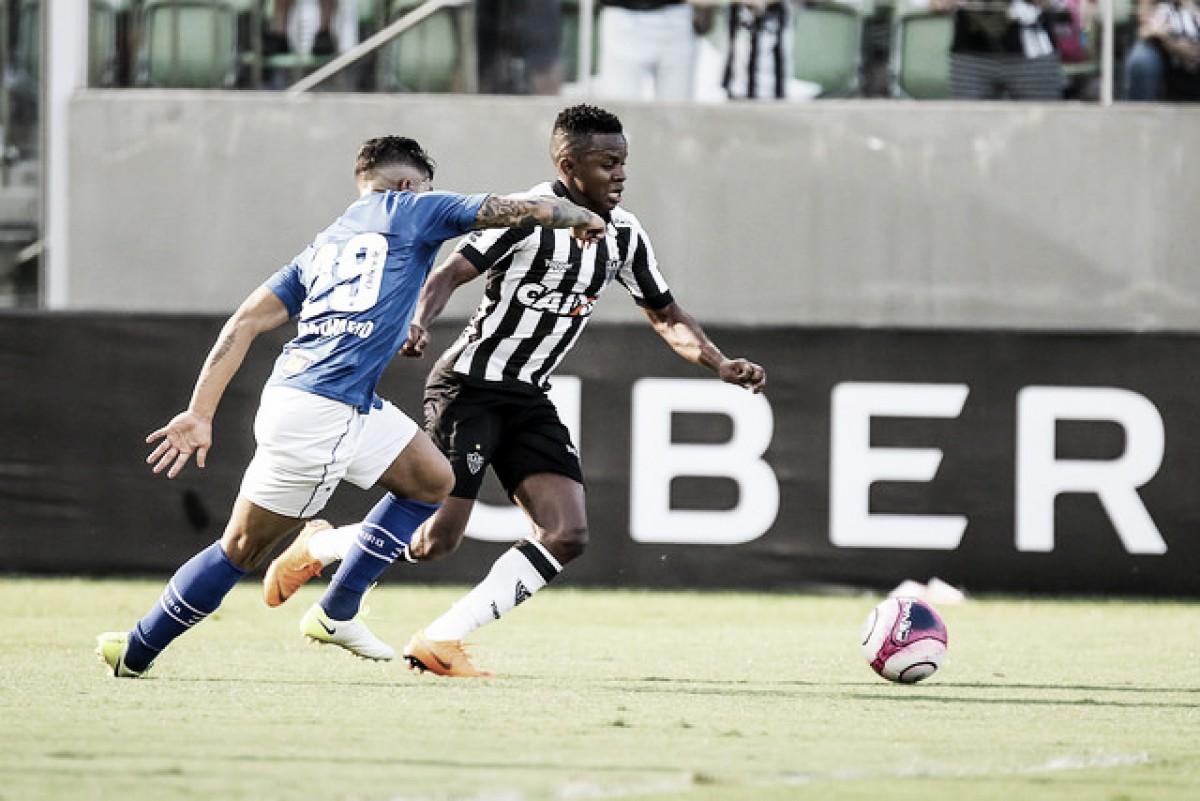 Análise: bola parada e troca de posições na 'meiuca' ditam melhor atuação do Atlético-MG em 2018