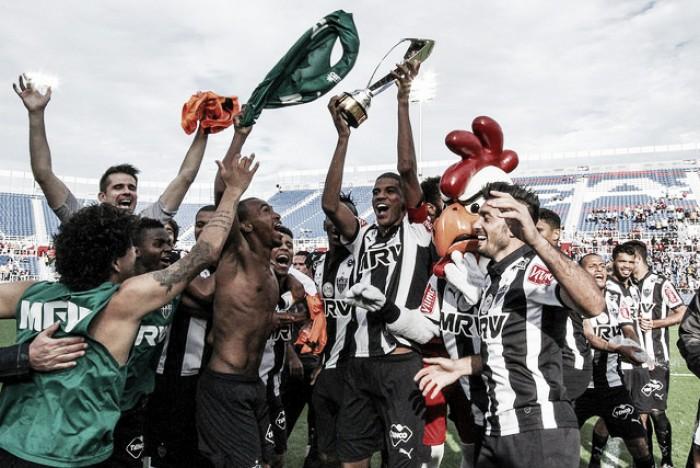 Atlético-MG, PSV e Barcelona de Guayaquil são confirmados na Florida Cup 2018