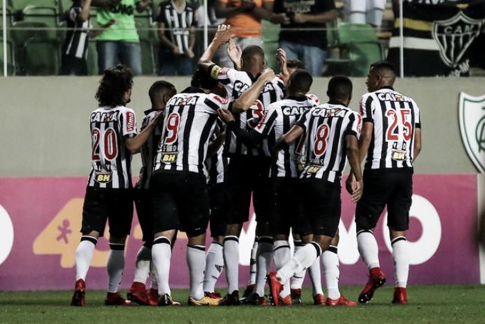 Atlético-MG terá San Lorenzo como adversário na Copa Sul-Americana