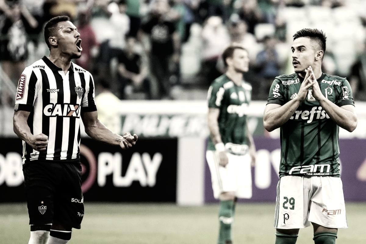 Palmeiras encara Atlético-MG buscando vaga no G-6 do Brasileiro