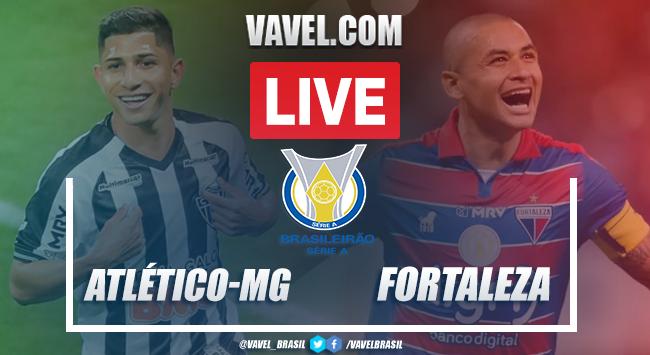Gols e melhores momentos de Atlético-MG x Fortaleza (2-0)