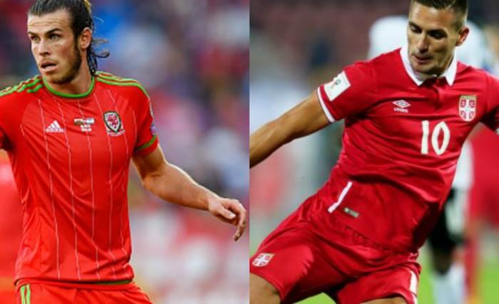 Qualificazioni Russia 2018 - Galles contro Serbia, match di fuoco nel girone di ferro