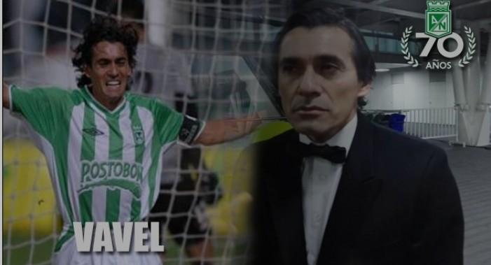 """Sergio Galván Rey: """"Nacional disfruta de una hegemonía contundente a nivel local"""""""