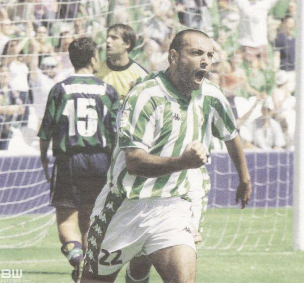 Yo jugué en el Real Betis: Pepe Gálvez