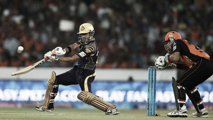 IPL: Classy Gambhir sees his side home by eight wickets against Sunrisers Hyderabad