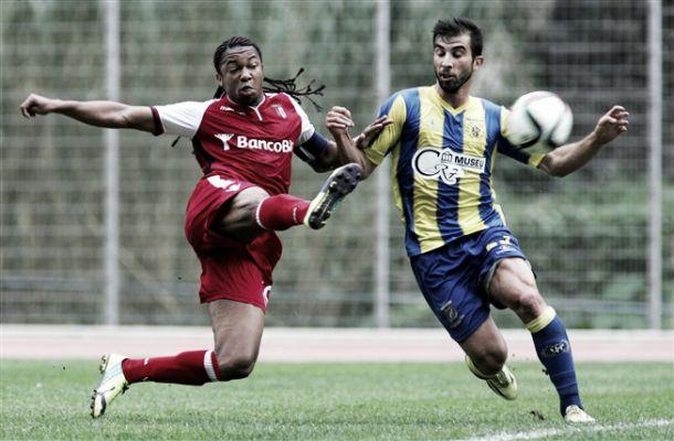 União da Madeira surpreende Sporting de Braga
