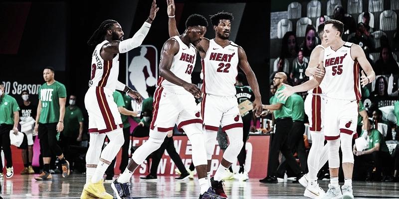 Celtics 101-106 Heat: Spoelstra, amo y señor