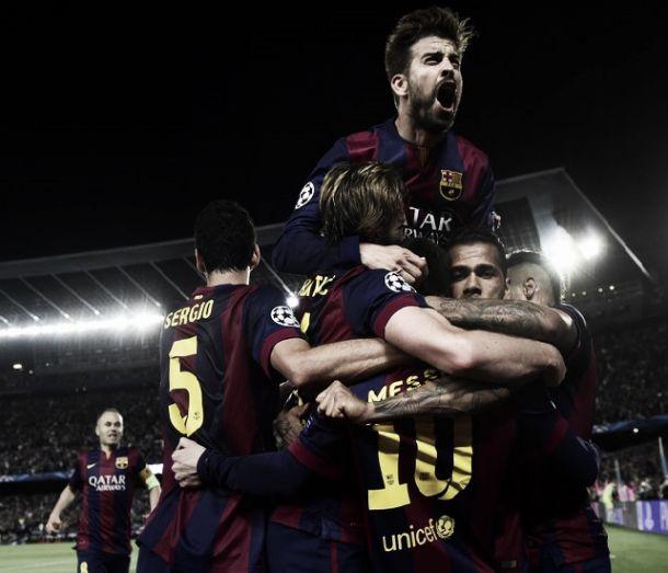 Liga dos Campeões: Magia de Messi embala catalães rumo a Berlim