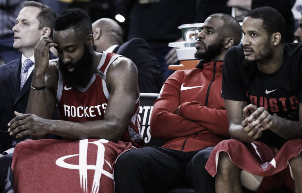 Who's to blame for Houston Rockets loss?