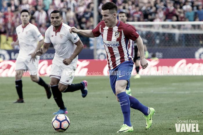 Atletico Madrid - Gli occhi dello Swansea su Gameiro e Gaitan