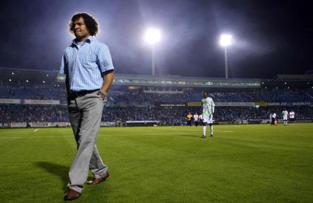 Alberto Gamero le dice adiós al Boyacá Chicó