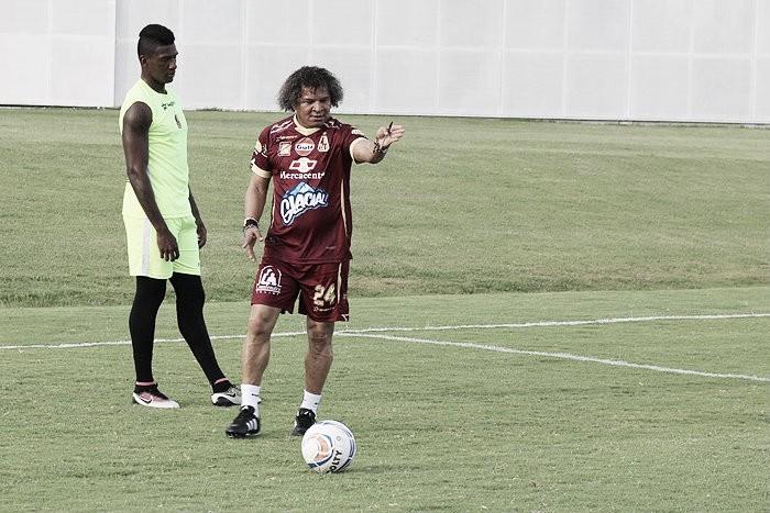 Los convocados por Gamero para enfrentar al Deportivo Pasto