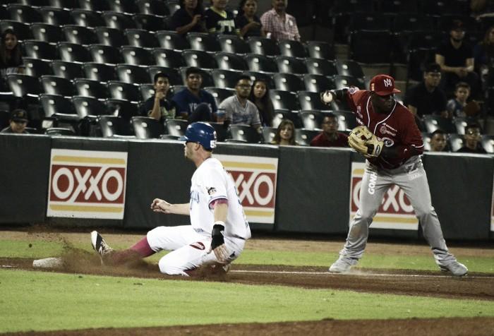 Mexicali se lleva el segundo juego en Obregón