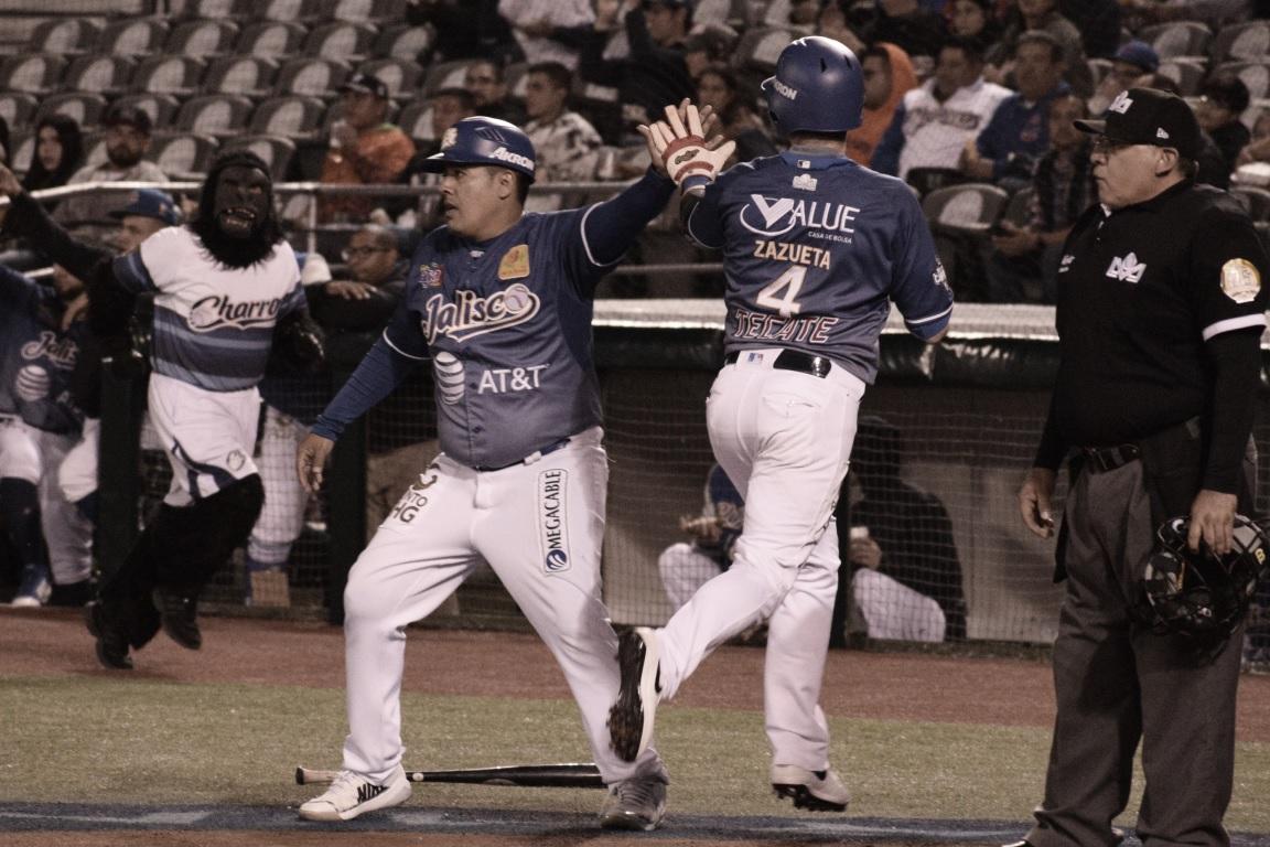 'Bambinazo' de Álvarez le da la victoria a los Charros