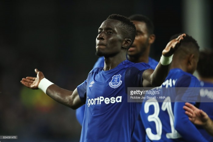 Idrissa Gana Gueye set for new Everton contract