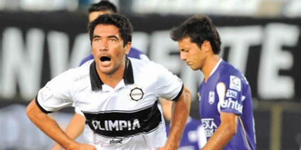 Botafogo demonstra interesse em atacante argentino do Olímpia