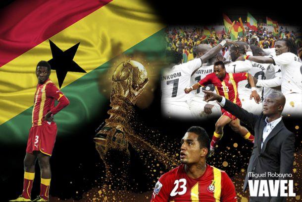 Caminho para o Brasil 2014: A maturidade do Gana