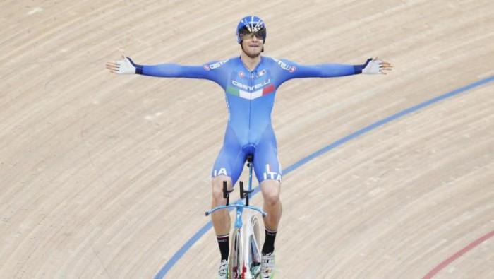 Ciclismo, Mondiali Pista - Ganna è oro nell'Inseguimento (VIDEO)