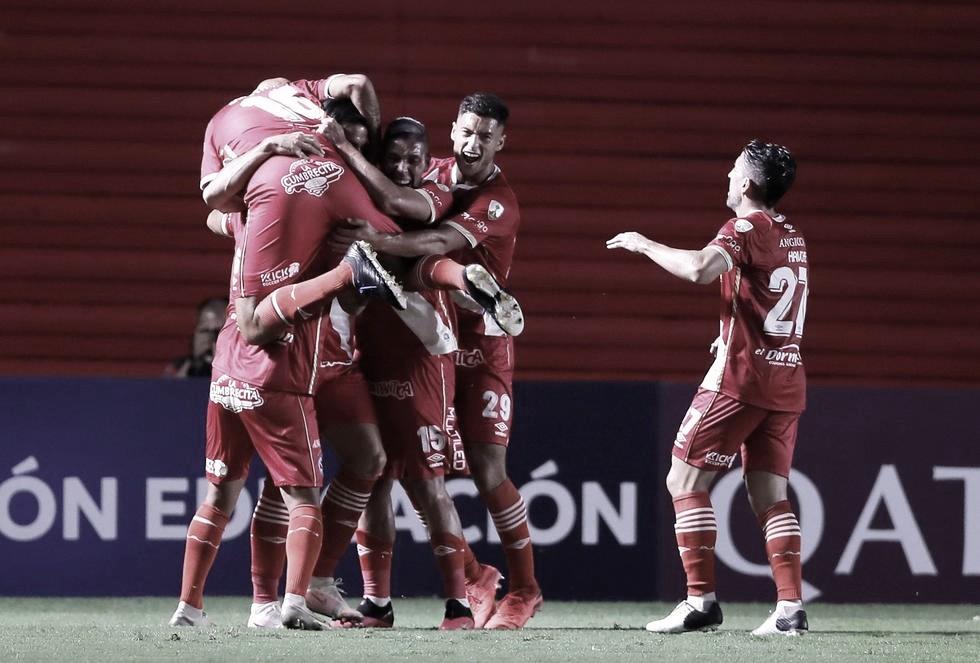 El bichito pisó fuerte en su casa, y ganó en el comienzo de la Copa Libertadores