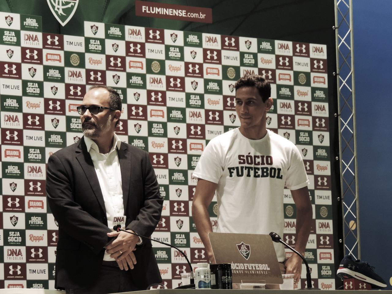 """Ganso revela ansiedade para estrear pelo Flu e agradece recepção: """"Motivação gigantesca"""""""