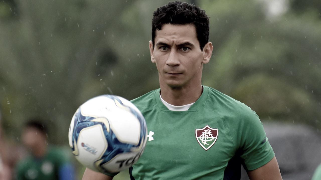 Gansou! Na estreia do camisa 10,Fluminense encara Bangu pela Taça Rio