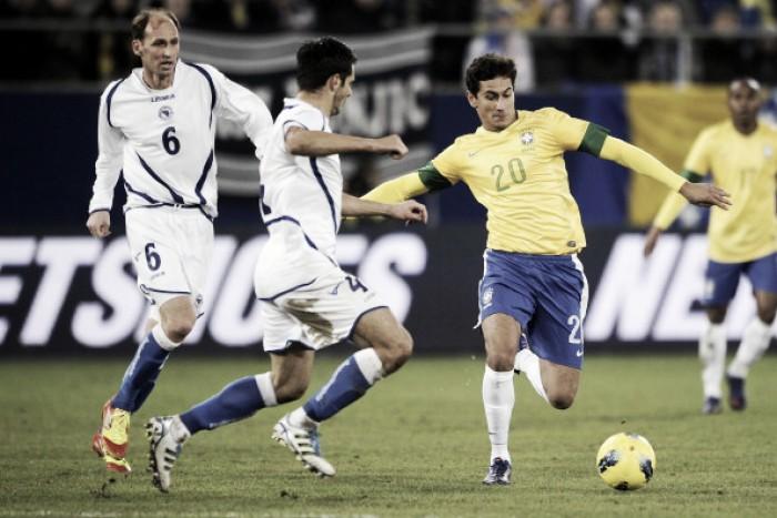 Ele voltou! A trajetória de Ganso no retorno à Seleção Brasileira
