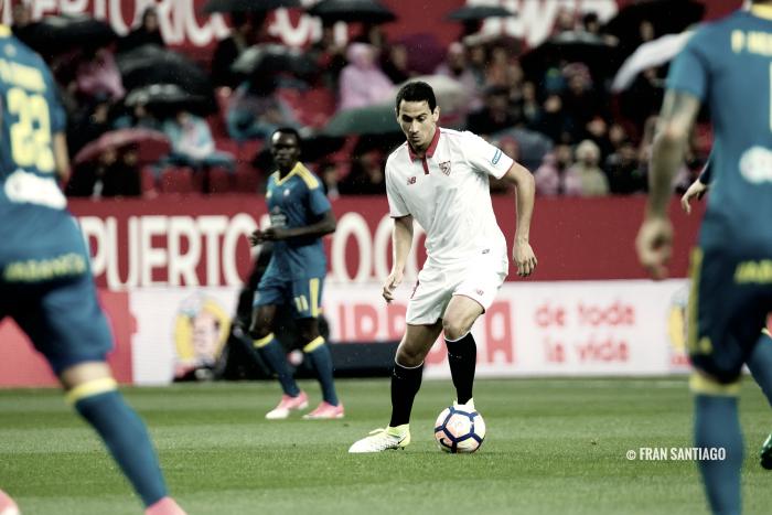 Ganso tiene las horas contadas en el Sevilla