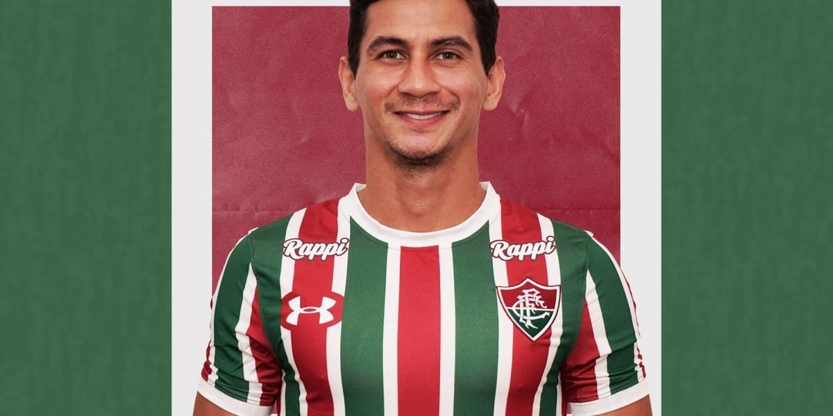 Acompanhe a apresentação de Ganso pelo Fluminense AO VIVO