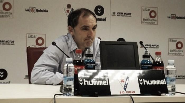 Garagarza se muestra optimista tras el sorteo de Copa
