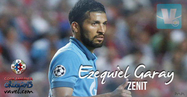 Ezequiel Garay: la humildad como bandera