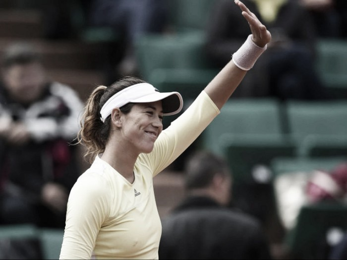 French Open 2016: Garbine Muguruza continues to impress as she dominates once again