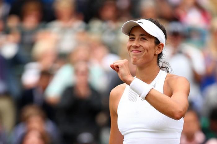 Wimbledon: rullo Muguruza sulla Rybarikova, Garbine torna in finale