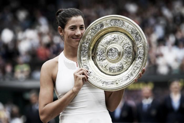 Wimbledon: Marvellous Muguruza serves up stunning performance, wins second Slam title