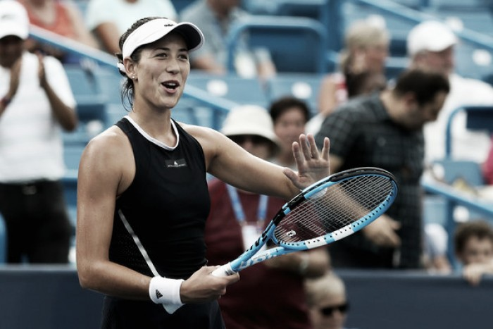 WTA Cincinnati: Garbine Muguruza continues to impress, outlasts Svetlana Kuznetsova in incredible thriller