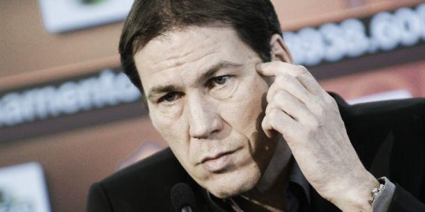 """Roma-Udinese, Garcia: """"Non difendiamo il primo posto, vinciamo. Esser primi non è esser favoriti"""""""