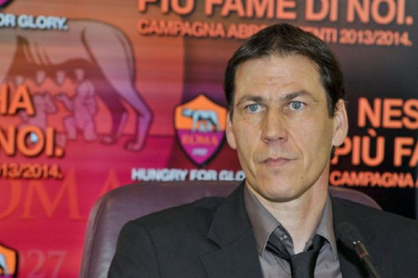 "Rudi Garcia - ""There are several teams who could still challenge"""
