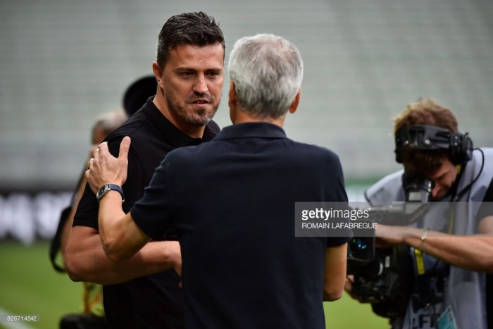 Promising signs for Oscar Garcia's Saint-Etienne after opening day victory