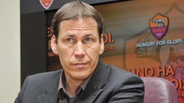"Garcia : ""A Verona per i tre punti"""