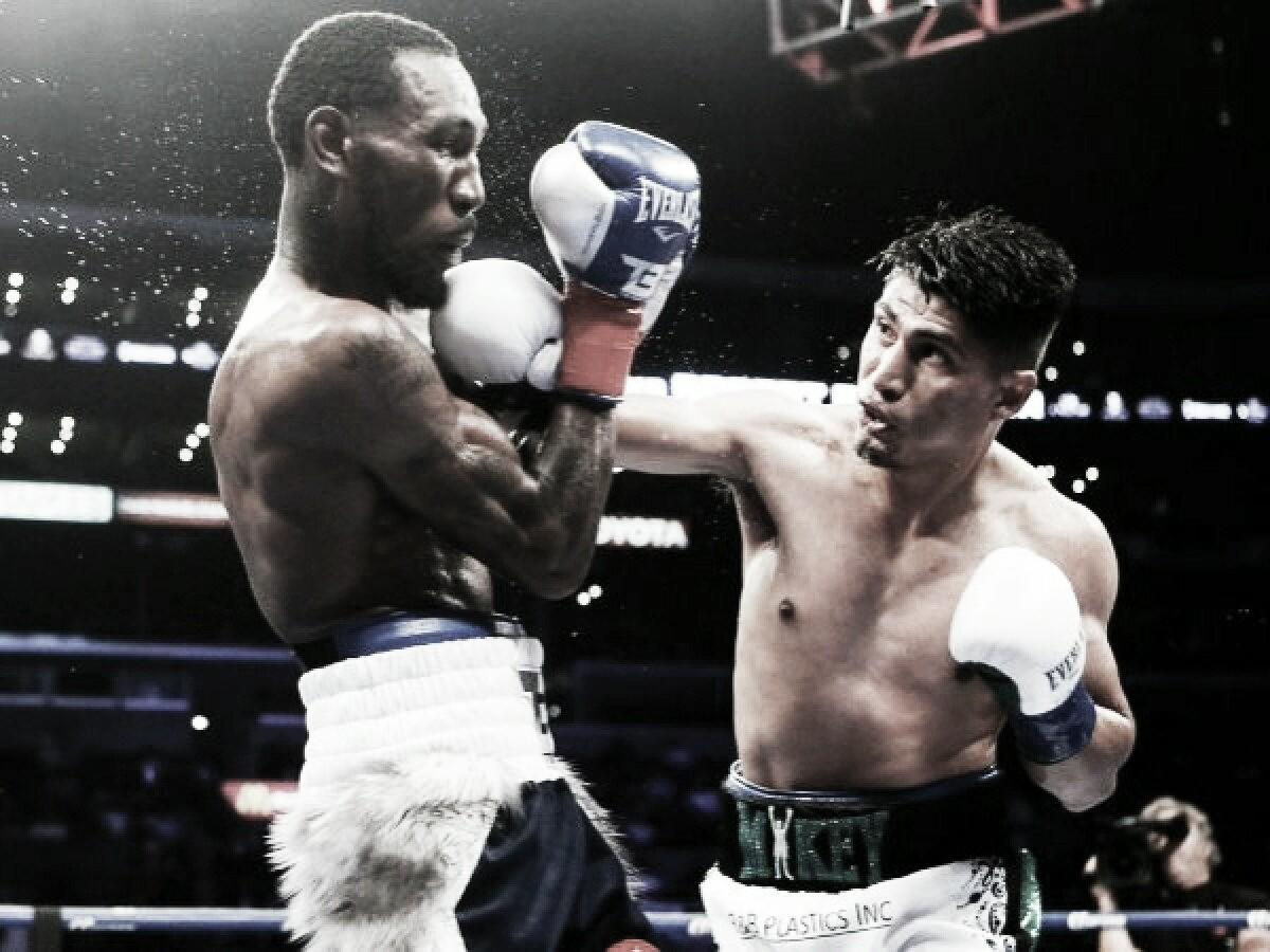 Mikey García dio cátedra de boxeo y venció claramente a Easter Jr