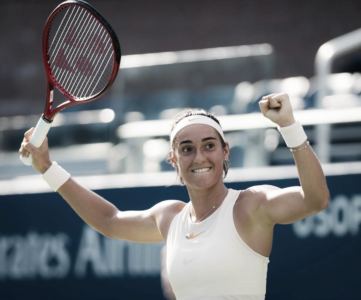 Em reencontro após uma semana, Garcia derrota Puig em jogo apertado no US Open