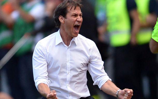 """Garcia: """"Grande partita, adesso la Juve"""""""