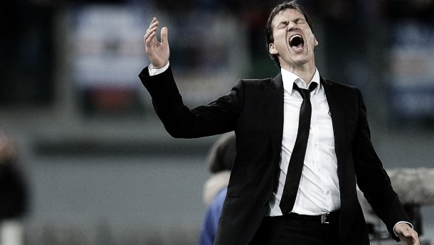 """Garcia: """"Non sottovalutiamo lo Spezia. Giocherà De Sanctis. L'orario? Non ha senso"""""""