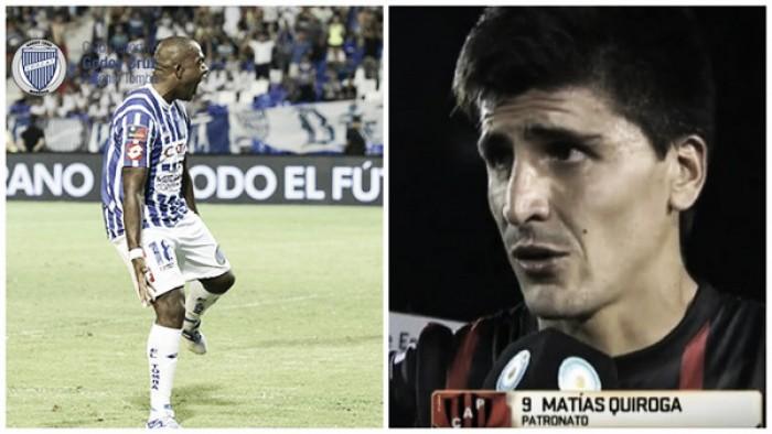 Cara a cara: García vs. Quiroga